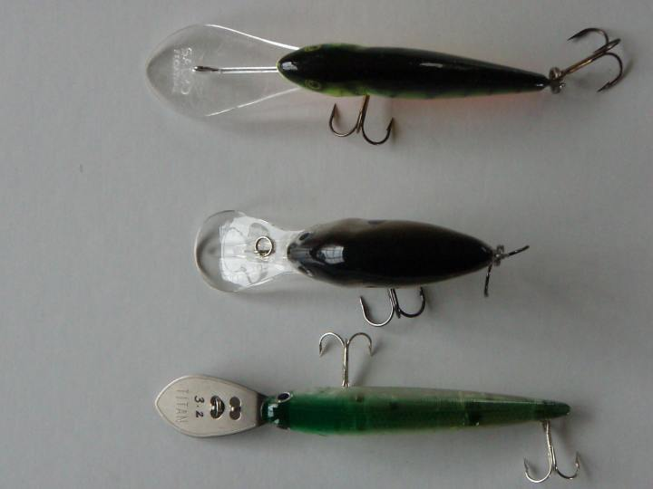 Bibless lures 2
