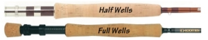 Rod handles