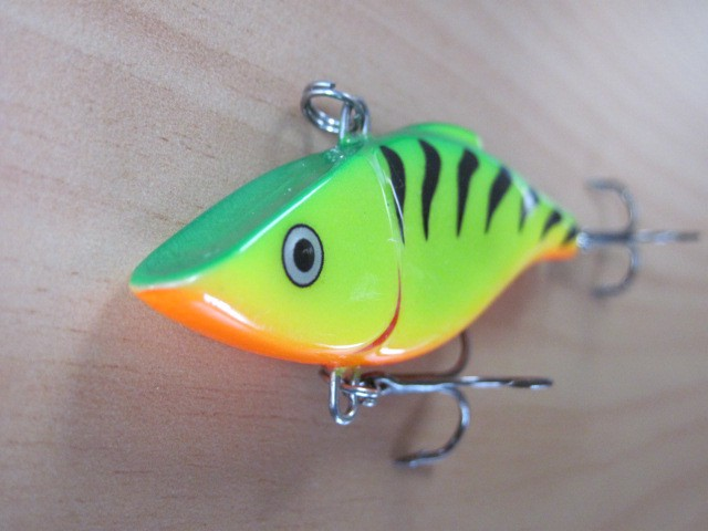 Bibbed lures 001