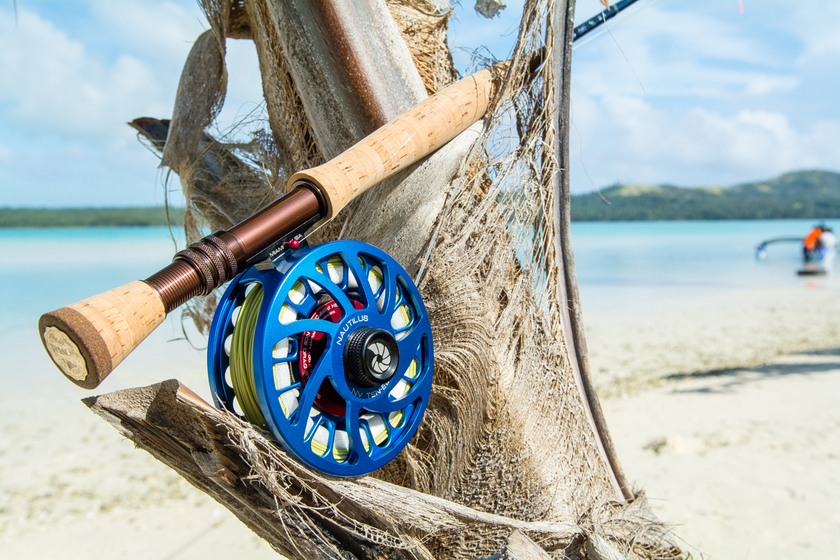 how to add line to new fishing reel