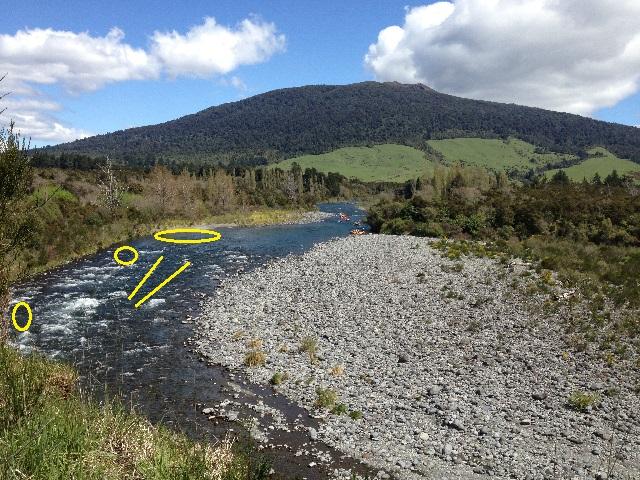 River showing lies 2