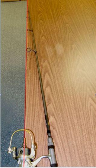 Spinning rod 1