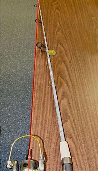 Spinning rod 2