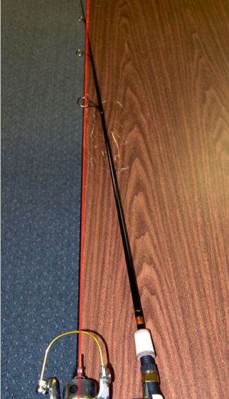 Spinning rod 3