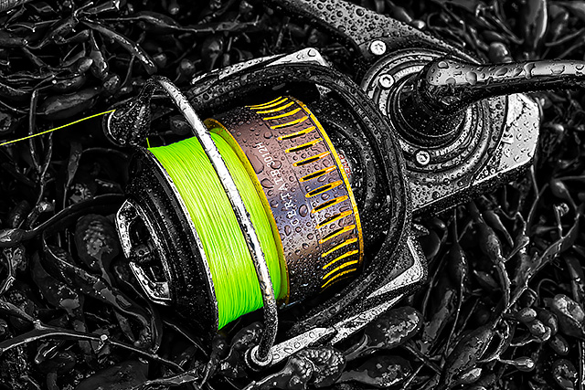 Spooling Braid Properly Active Angling New Zealand